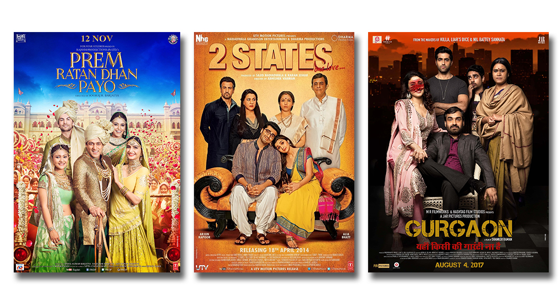 7 Cliches of Bollywood Poster Design We're Tired Of Seeing, Film Companion