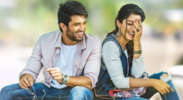 Film_Companion_South_Review_Kaushik_Vijay Deverakonda_Rashmika Mandanna_Parasuram_Lead_1