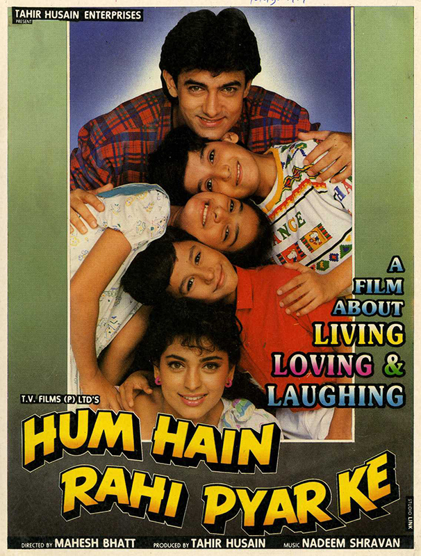 Aamir Khan's Career In Posters, From Qayamat Se Qayamat Tak To Thugs of Hindostan, Film Companion