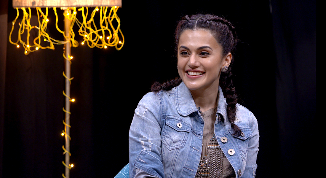 Taapsee Pannu: I Am Not Going To Post Perfect Pictures Of Myself Because I Am Not Perfect, Film Companion