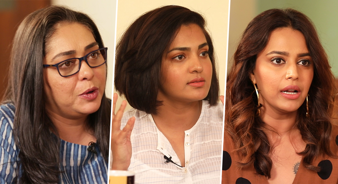Meghna Gulzar, Swara Bhasker And Parvathy On How To Prevent The #MeToo Movement From Getting Derailed, Film Companion