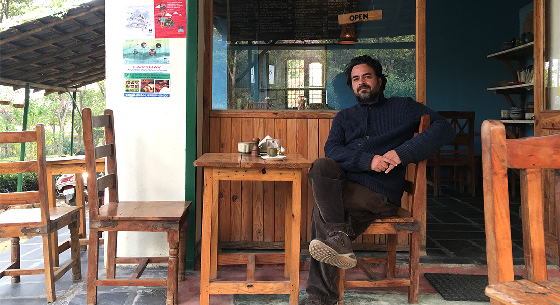 Gurvinder Singh's Cafe In The Mountains Becomes The Setting Of His New Film, Film Companion