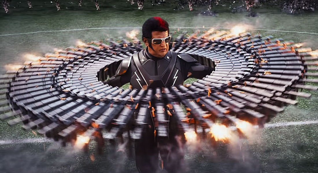 2.0 Movie Review: A SensoryOverload That Becomes Too Exhausting, Film Companion