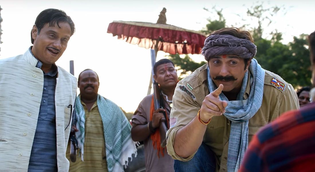 Bhaiaji Superhit Movie Review: A Loud, Lame, Excruciating Slog That Is Every Level Of Awful, Film Companion