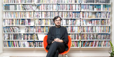efe cakarel is the founder of MUBI