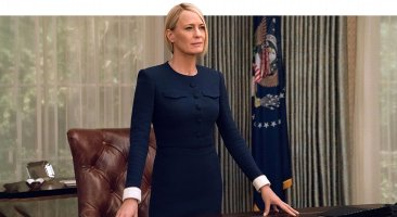house of cards season 6 with robin wright