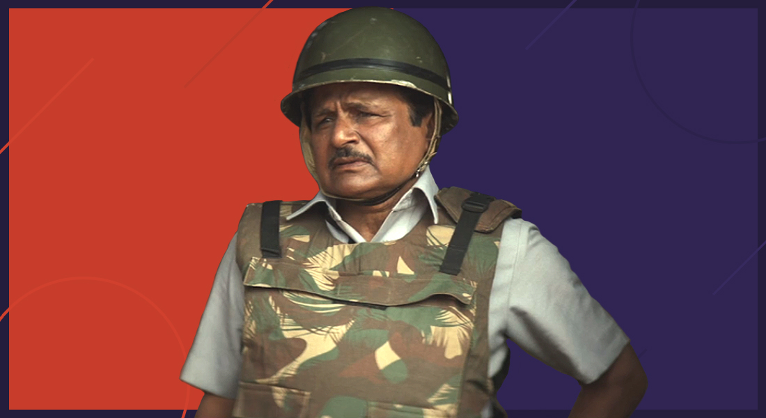 Top 50 Memorable Bollywood Characters: Loknath from Newton, Film Companion