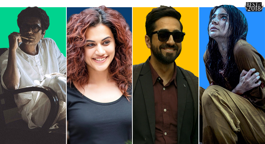 Top 10 Bollywood Actors Of The Year 2018 Best Performances