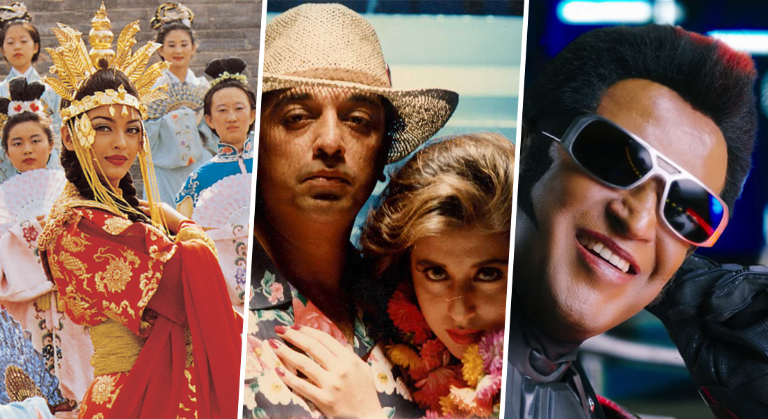 shankar-films-ranked