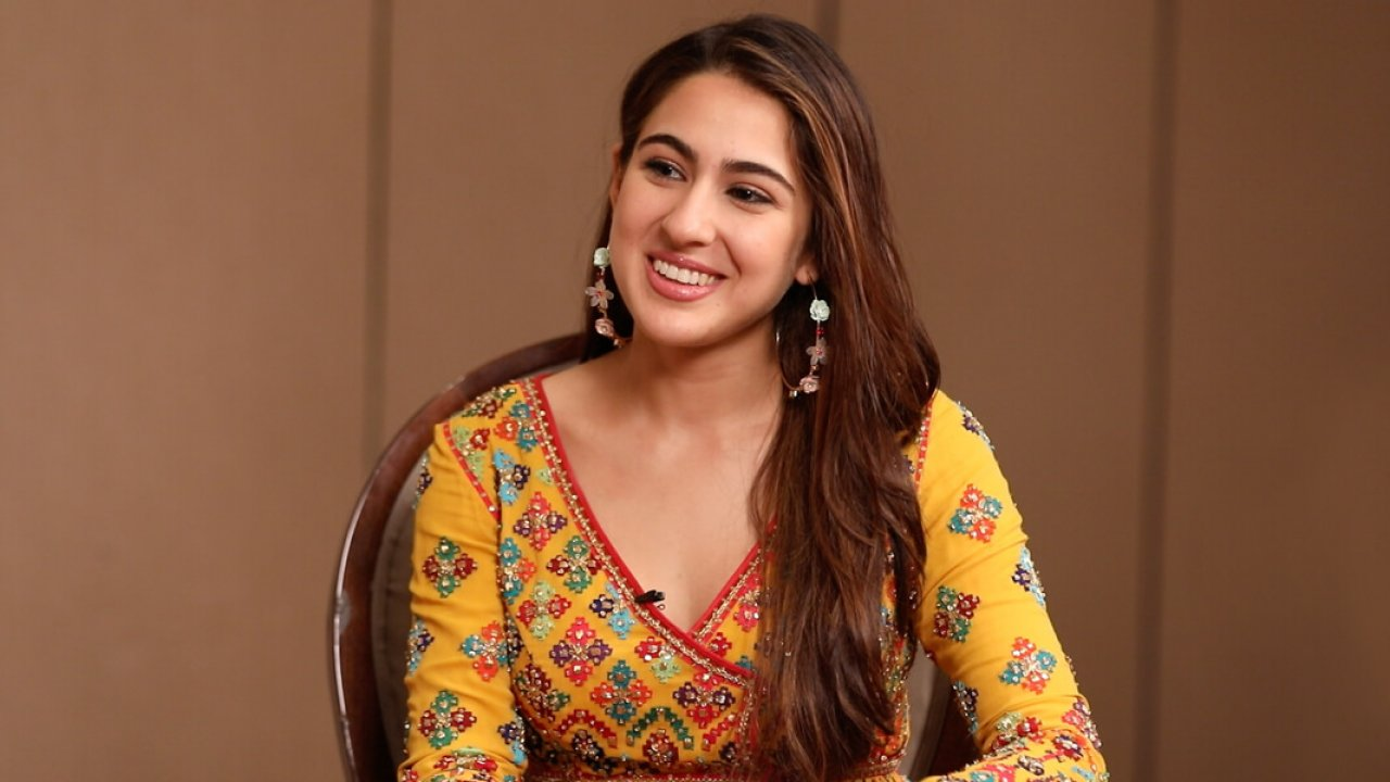 Sara Ali Khan On Her Relationship With Social Media, Her Fake Instagram  Account, And The Taimur Doll