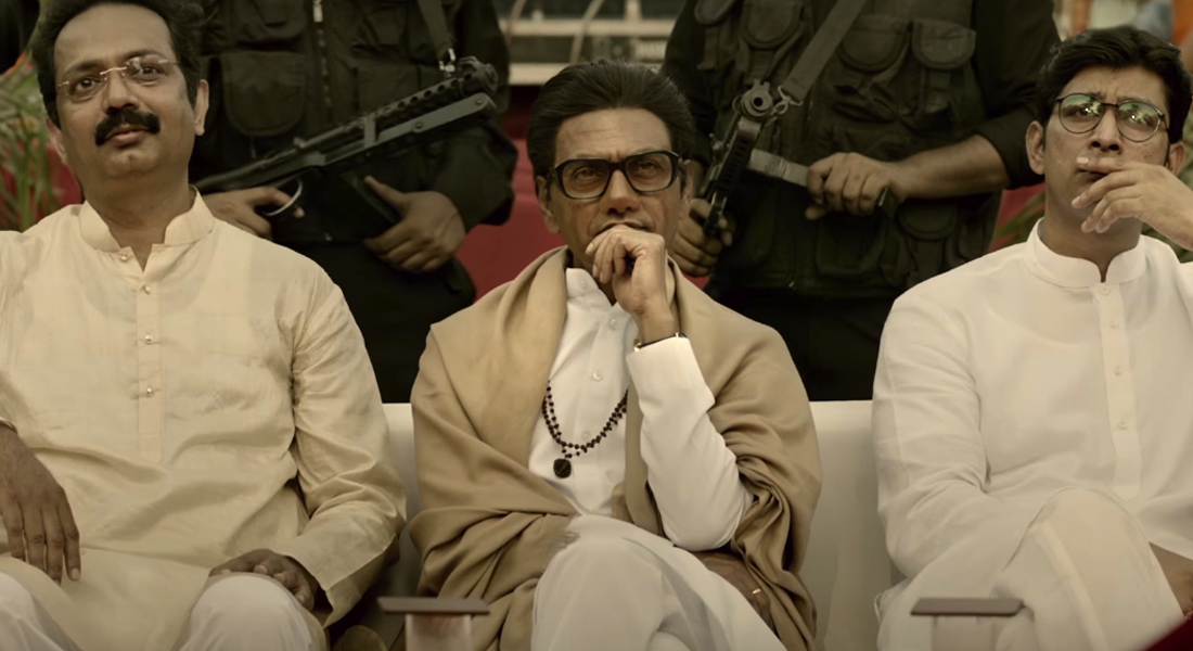 Thackeray Trailer Talk: Nawazuddin Siddiqui Plays Bal Thackeray In This Propaganda Film, Film Companion