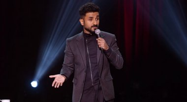 vir das in his netflix show losing it