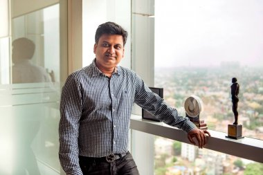 Mahendra Soni, the director and co-founder of SVF Entertainment