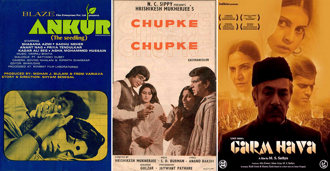My Favourite Film Decade: Bollywood In The 70s, Film Companion