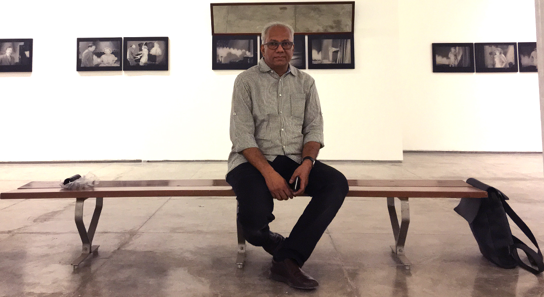 Murder In An Artist's Studio: How A Hitchcock Film Sparked Off Atul Dodiya's New Set Of Paintings, Film Companion