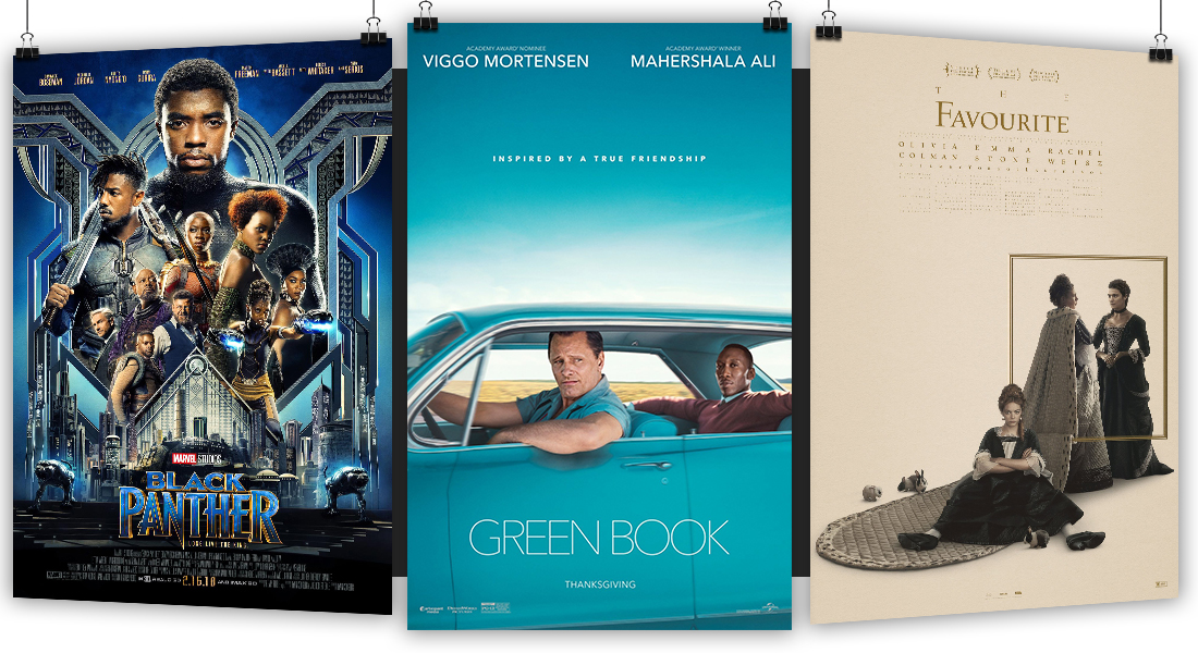 Posterphilia: Oscar Best Picture Nominees, Ranked, Film Companion