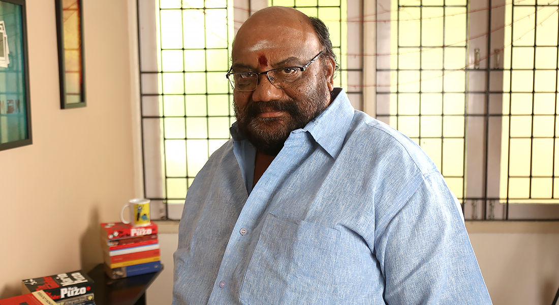 """When They Can Make Such Films, Why Can't We In Tamil?"": Santhana Bharathi, Film Companion"