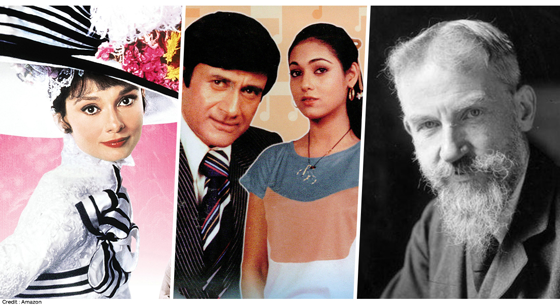 How 2 Songs In Dev Anand's Man Pasand Were Lifted From The 1964 Hollywood Musical My Fair Lady, Film Companion