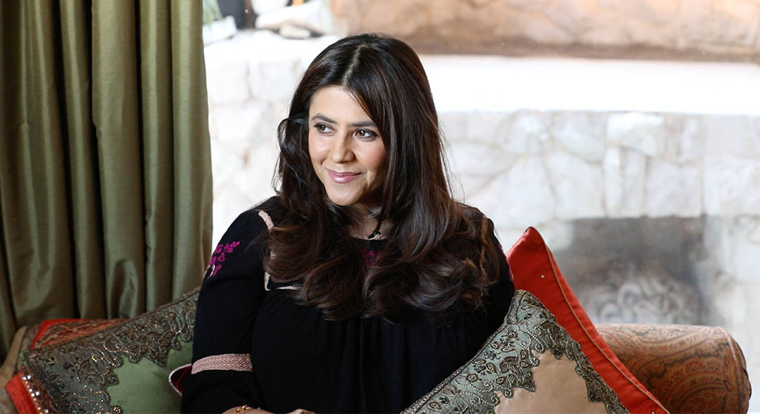 A Day In The Life Of Ekta Kapoor In Photos, Film Companion