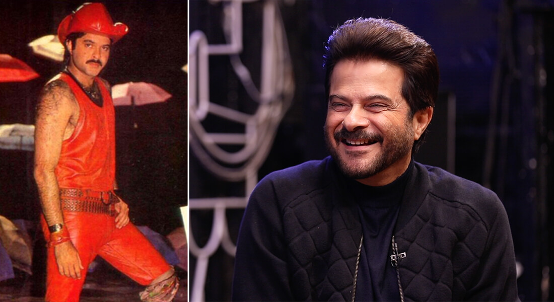 Anil Kapoor On Wearing A Red Banyan And Plastic Boots For A 1986 Film, Film Companion