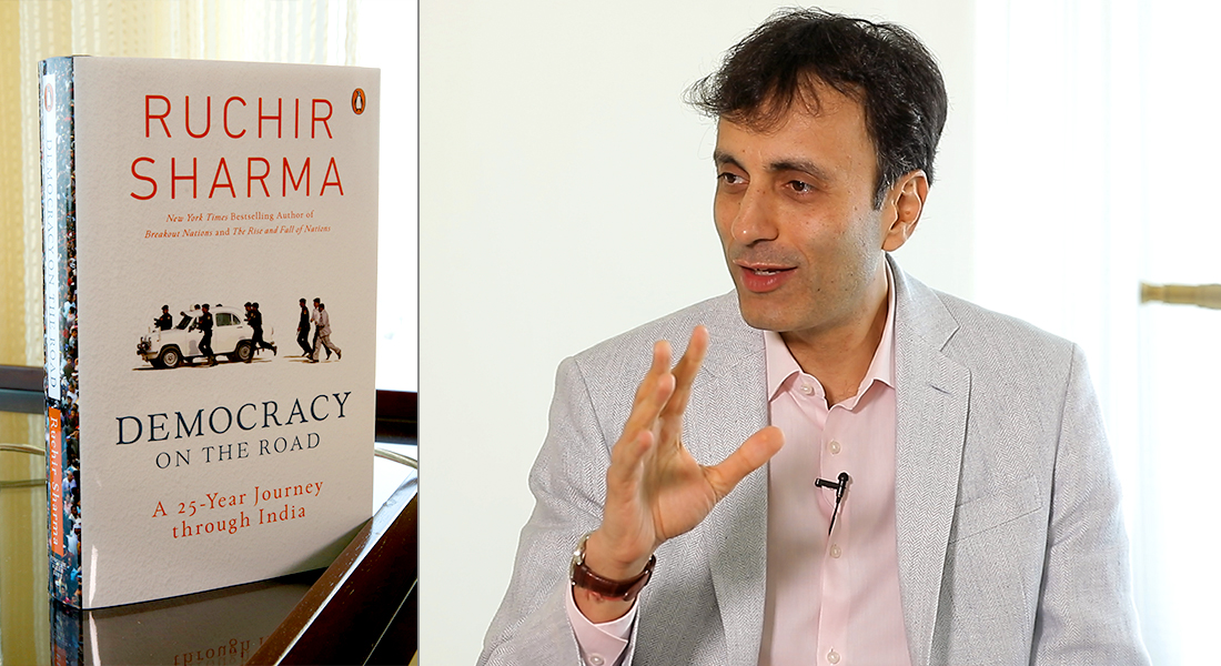 Author Ruchir Sharma On Propaganda Films And Bollywood Being 'Scared' Of Politics, Film Companion