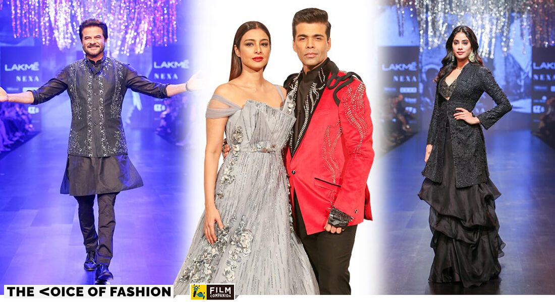 Dress Circle Why Every Fashion Week Must Have A Bollywood Showstopper