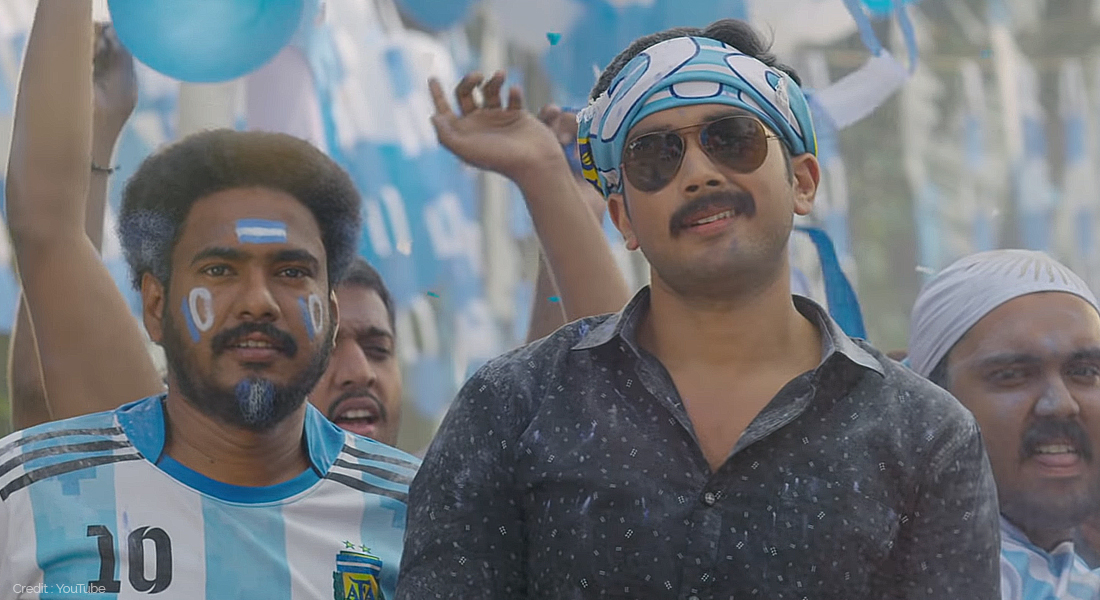 Argentina Fans Kaattoorkadavu: Gets A Red Card For Comedy, A Thumbs Up For The Game, Film Companion