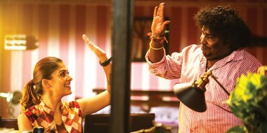 'Nayanthara Doesn't Want To Be Shown As A Hero', Film Companion