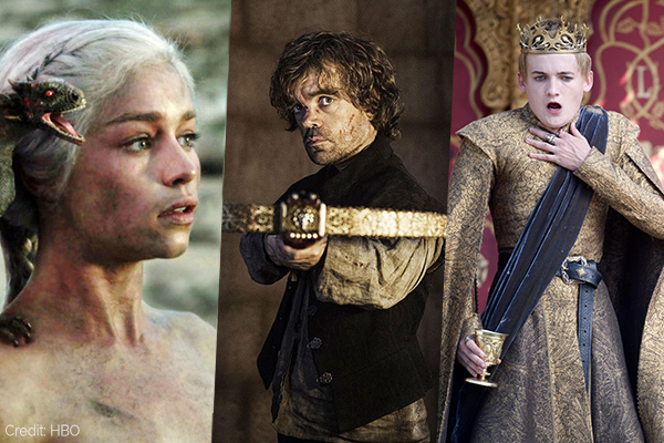 Now Streaming: 10 Of The Most Impactful Moments From Game Of Thrones, Film Companion