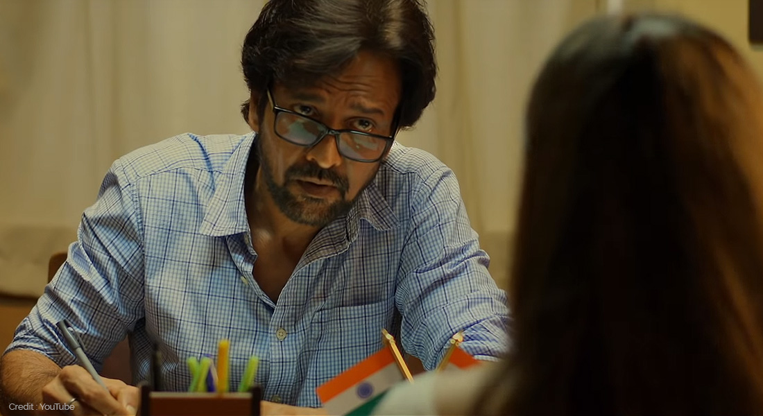 Sparsh Short Film Review: A Preachy Premise That Is Rescued By Its Exemplary Lead Actor, Film Companion