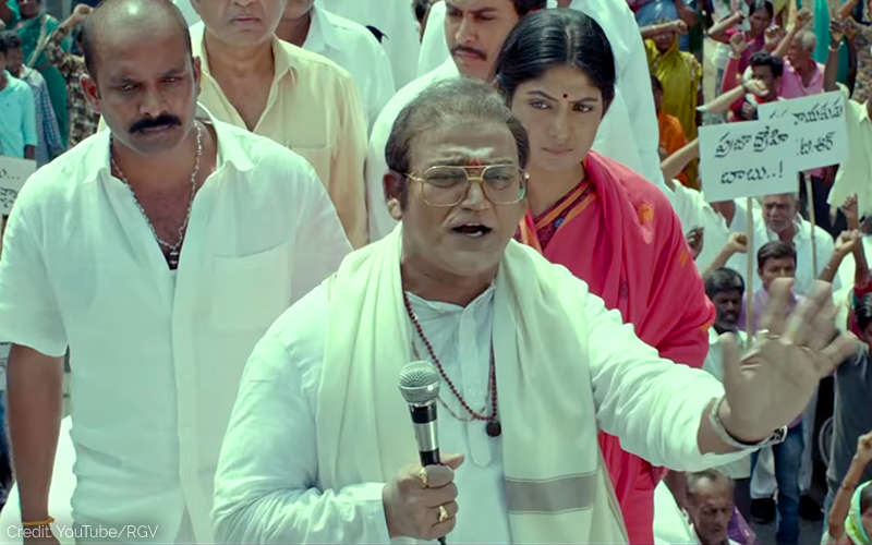 Lakshmi's NTR Movie Review:  A Mediocre Film About A Falling Legend, Film Companion