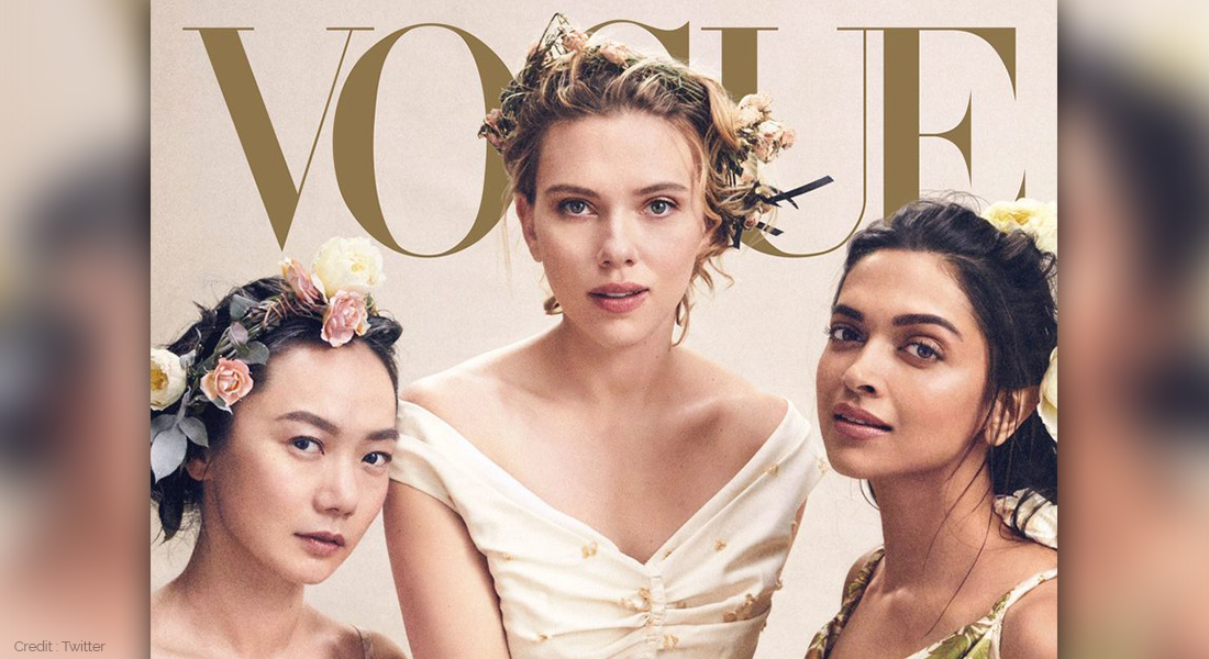 Deepika Padukone On Sharing A Vogue Cover With Scarlett Johansson And Being Called 'India's Highest Paid Actress', Film Companion