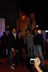 Akshay Kumar at Chandan cinema