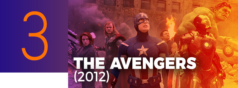 Every Film In The Marvel Cinematic Universe Ranked (2)