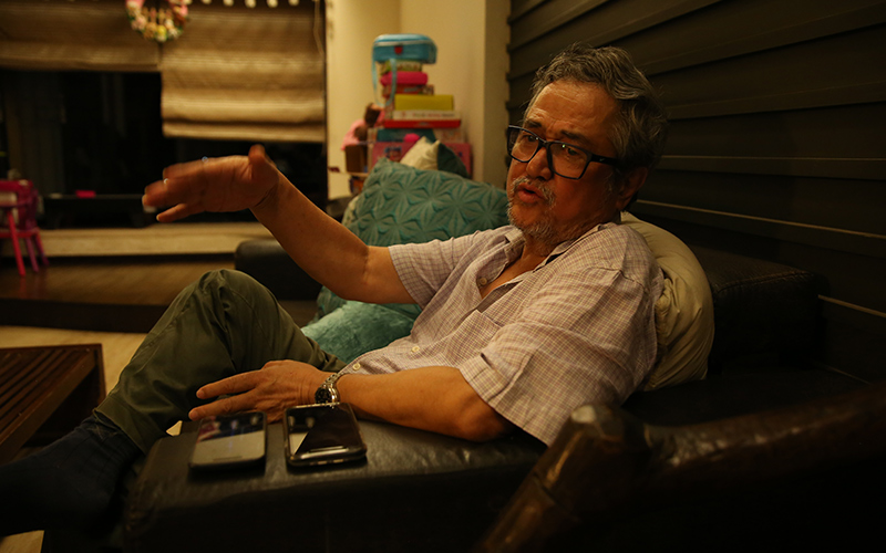 "Binod Pradhan, DoP Of Kalank, On 30 Years Of Parinda, And Shooting Films ""For Donkey's Years"", Film Companion"
