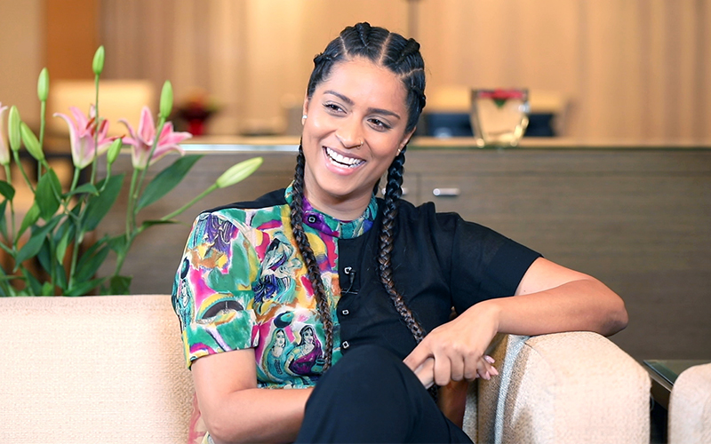 Lilly Singh On Why Her Late Night Show Has To Have A Desk, Lessons From Her YouTube Break, And More, Film Companion