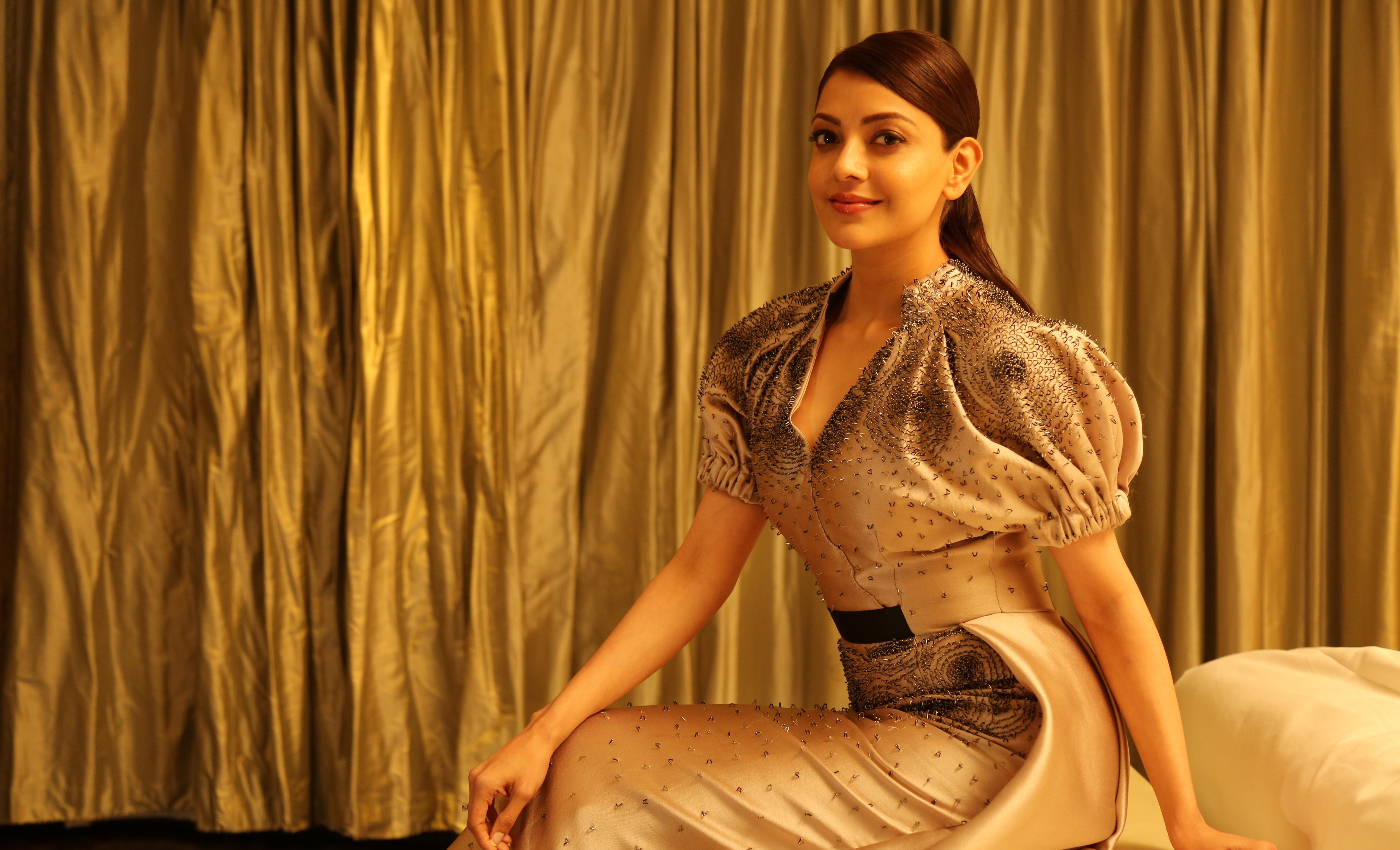 I Am Not Being Offered Many Films Where The Stories Revolve Around Me: Kajal Aggarwal, Film Companion