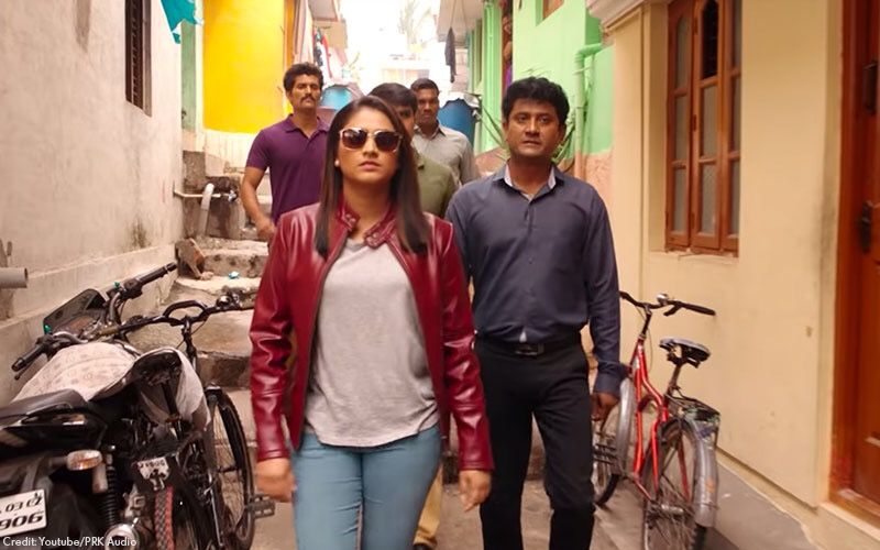 D/O Parvathamma Movie Review: Haripriya Is Great But The Film Needed A Tighter Fight Between The Crime And The Revelation, Film Companion