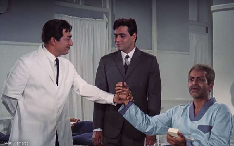 FC Flashback: Why You Should Watch The Anti-War Film Aman (Apart From The Bertrand Russell Cameo), Film Companion
