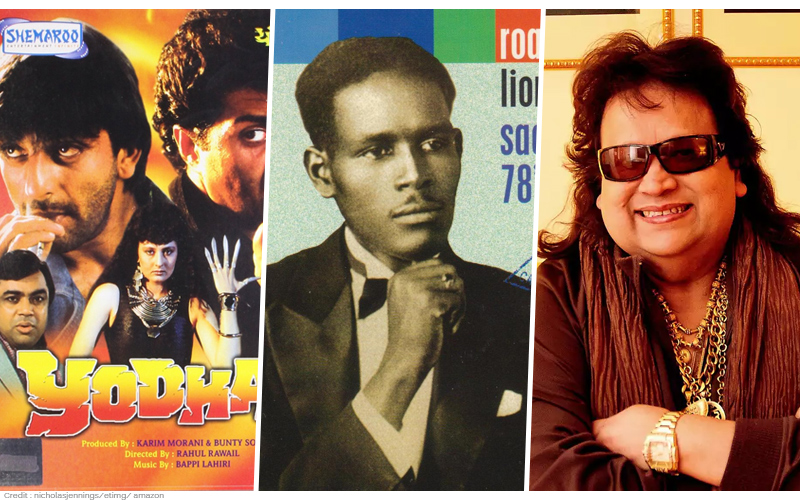 How Bappi Lahiri Plagiarized The Same Song For Two Hindi Films Set 10 Years Apart, Film Companion