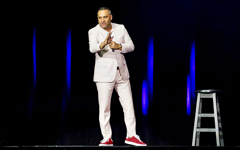 Russell Peters On His New Tour, Moving Away From Racial Comedy And Why His Show 'The Indian Detective' Was Poorly Received, Film Companion