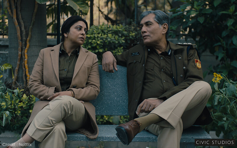 How Delhi Crime Gave Audiences A Chance To Reimagine The Police Force, Film Companion