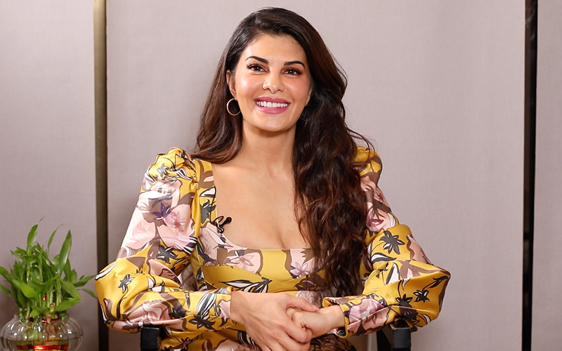 Jacqueline Fernandez On Her New Netflix Movie And Why Going To An Acting Class Was Like Therapy, Film Companion