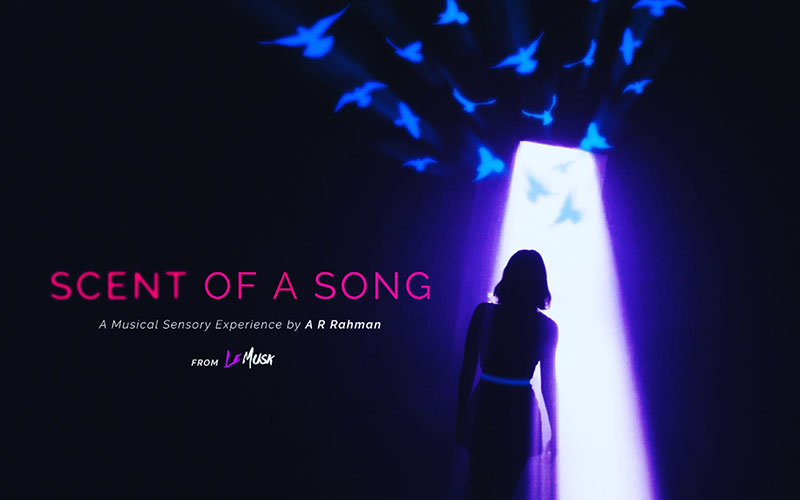 Cannes 2019: A R Rahman's 'Scent Of A Song' Is A VR Film That Spritzes You With Smells, Film Companion