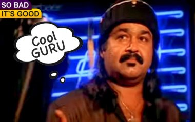 Mohanlal in Rock N Roll