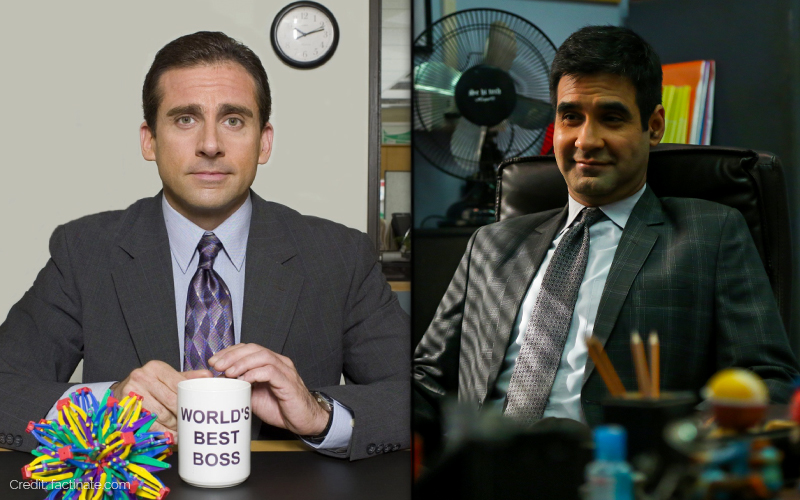 The Indian Michael Scott