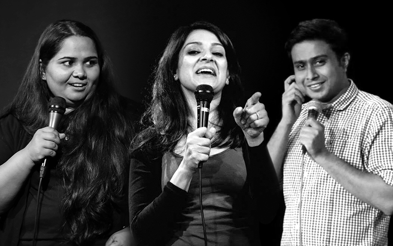 Open Micers Guide Anirban Dasgupta Kaneez Surka Sumukhi Suresh Interview Stand Up Comedy