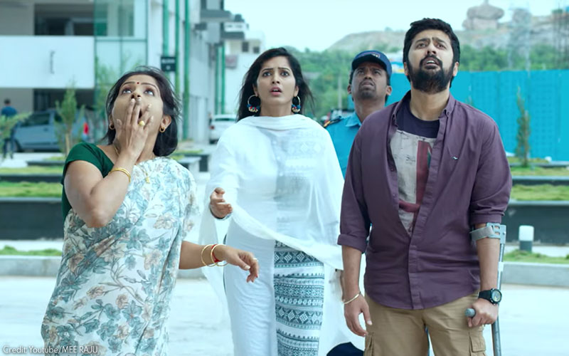 Movie Review: Zee5's Dhrusti is a Silly Film, Film Companion