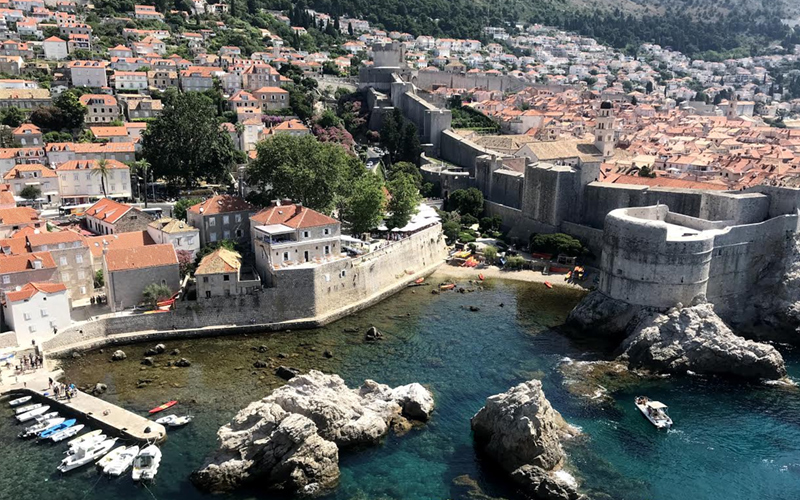 Rewriting Dubrovnik's History Through Game Of Thrones