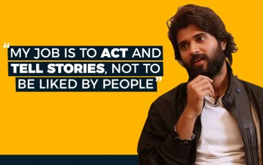 vijay deverakonda interview